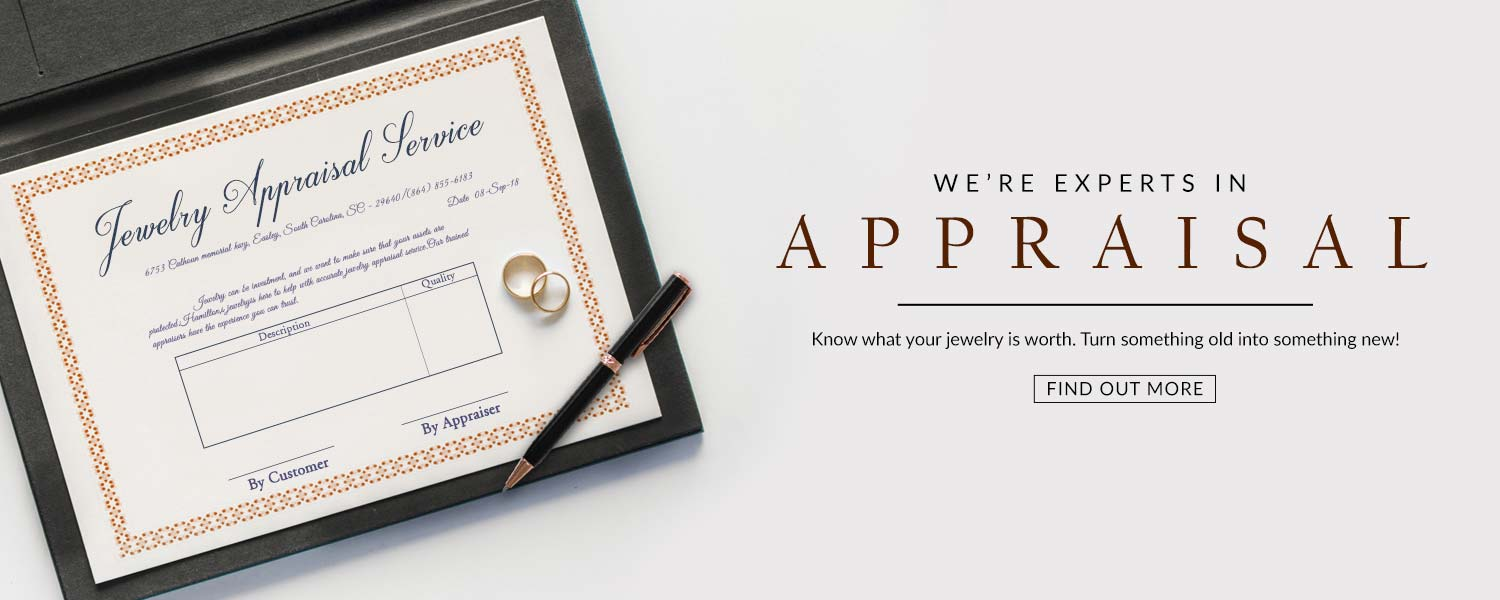 Expert Jewelry Appraisal In Easley, SC
